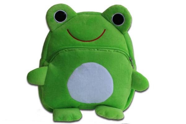 Детский рюкзак Лягушонок
