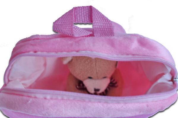 Мягкий рюкзачок Кошка