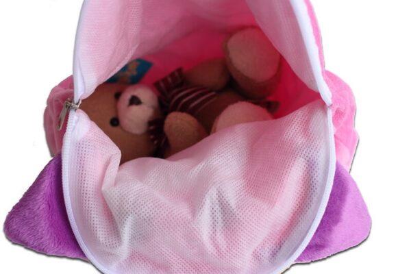 Мягкий рюкзачок Кот