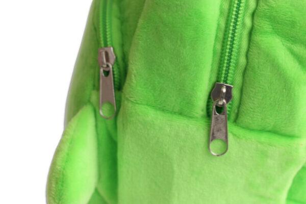 Мягкий рюкзачок Лягушонок