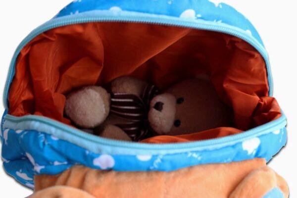 Мягкий рюкзачок Мишка