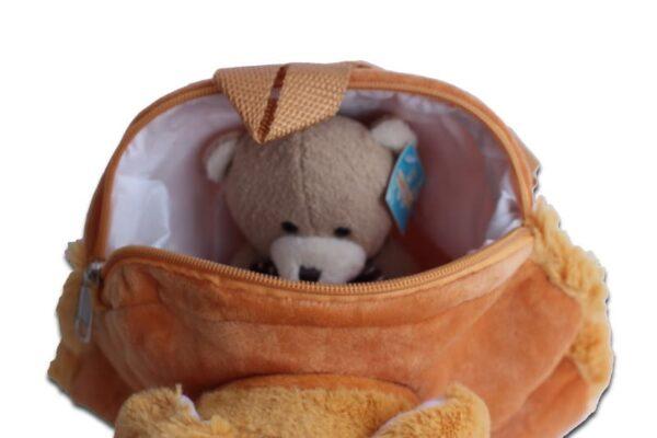 Мягкий рюкзачок Собачка