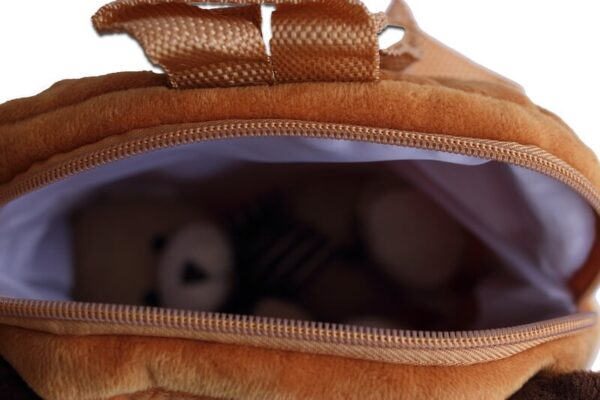 Мягкий рюкзачок Собака