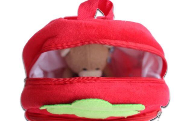 Мягкий рюкзачок Ягодка