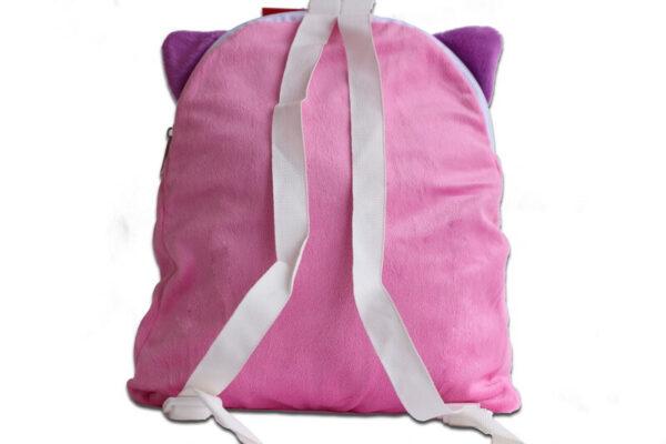 Плюшевый рюкзак Кот