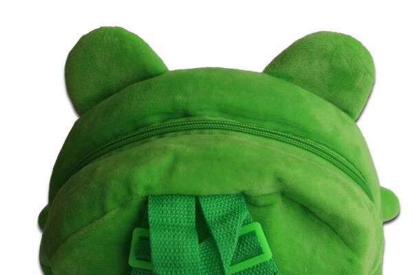 Плюшевый рюкзак Лягушонок