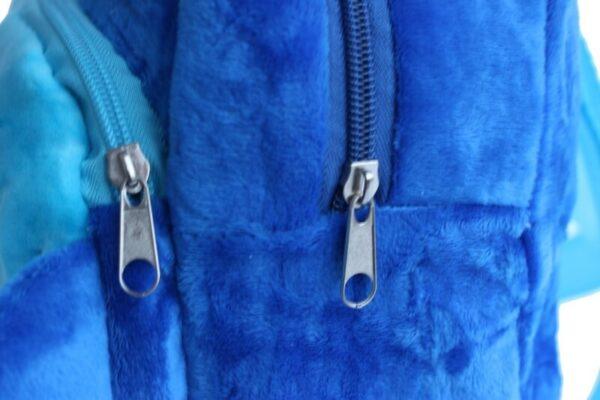 Плюшевый рюкзак Пингвин