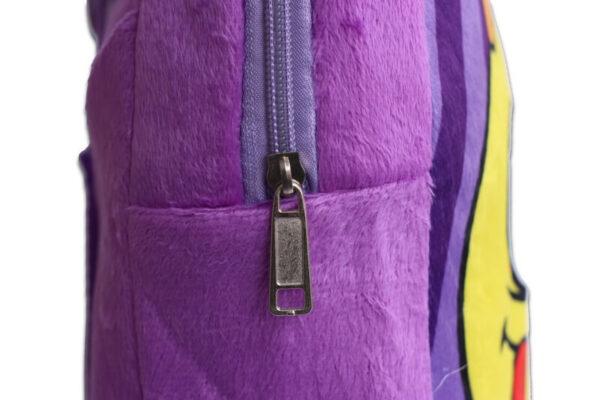 Плюшевый рюкзак Смайлик
