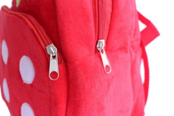 Плюшевый рюкзак Ягодка