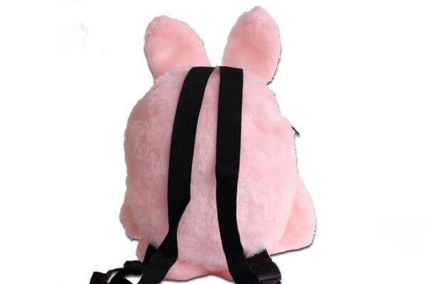 Плюшевый рюкзак Зайчик
