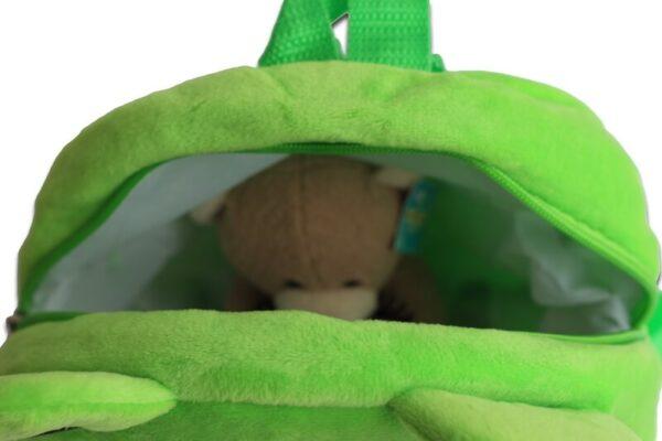 Рюкзак для дошкольника Лягушонок