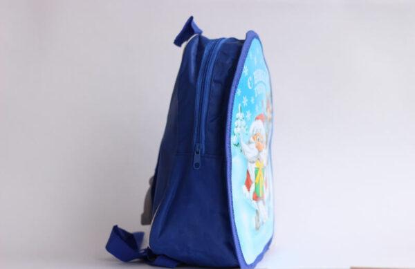 Рюкзак для новогоднего сладкого подарка