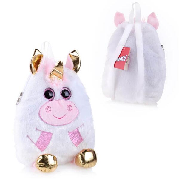 Рюкзак-игрушка Единорог
