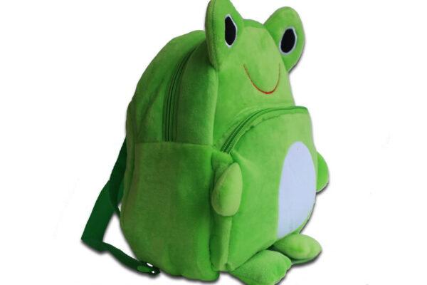 Рюкзак-игрушка Лягушонок