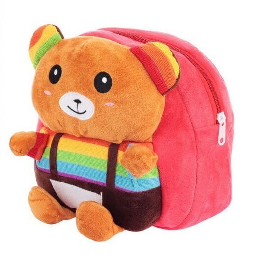 Рюкзак-игрушка Медвежонок