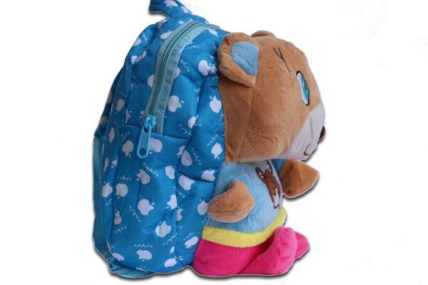 Рюкзак-игрушка Мишка