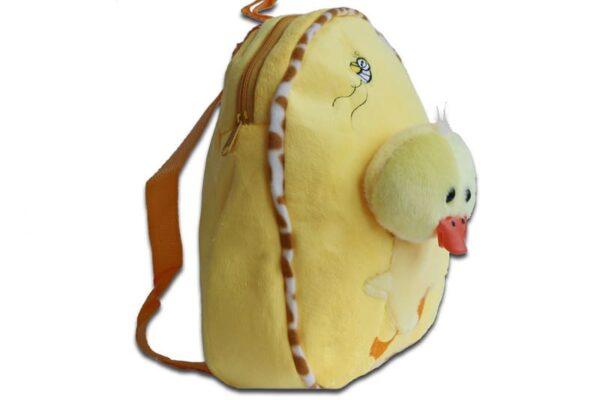 Рюкзак-игрушка Утенок